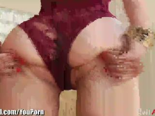 Evilangel Rose Red S Horny Asshole Fucked Good
