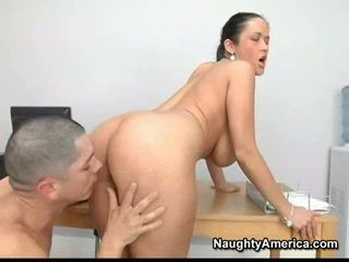 Iň beti brunette, great anal new, bigboobs gyzykly