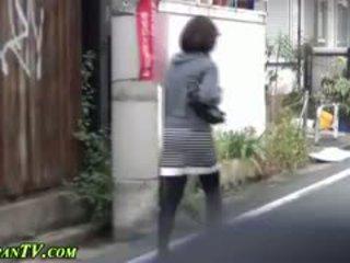 japonais, voyeur, public, fétiche