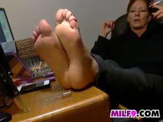 smoking, softcore, foot, mature
