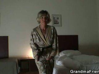 realitet, i vjetër, gjyshe, gjyshe