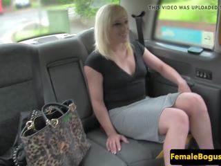 British Cabbie Lesbian Licked after Fingering: Free Porn dc
