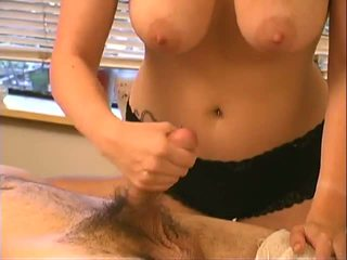 Hot Massage with happy end