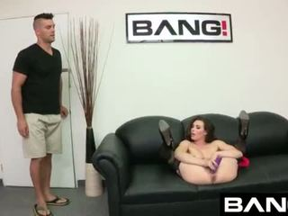 Casey calvert gets marked en used in exlusive bang! footage <span class=duration>- 10 min</span>
