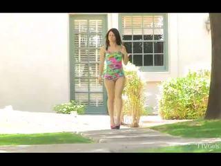 Aubrey FTV adult we break public nudity