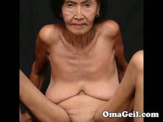 おばあちゃん, 成熟する, アマチュア