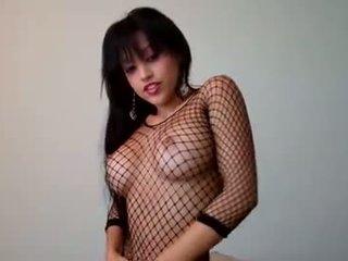 kaukazský plný, zábava solo girl najhorúcejšie, nový veľké prsia