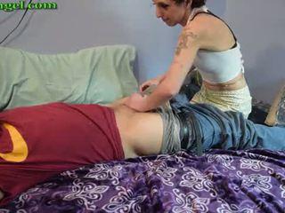 Amber buttslut pantat/ punggung seks / persetubuhan stranger daripada craigslist