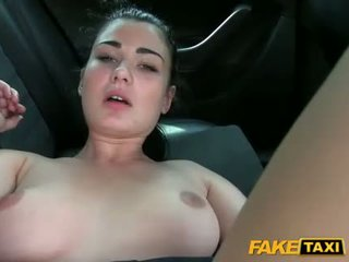 Hot amateur Scarlet facial by a perv guy