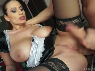 more brunette quality, you cumshot any, fun lingerie real