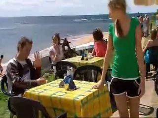 Indiana Evans Home and Away