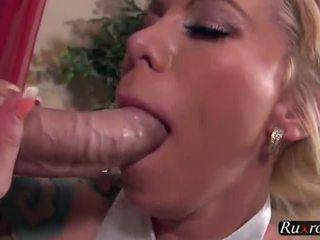 Lolly Ink Dirty Secretary HD - Porn Video 591