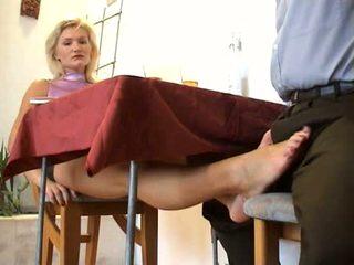 Sex feet under tube videos