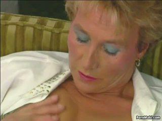 Granny Tries Anal: Granny Anal Porn Video 34