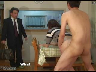 japanisch, gefickt, hahnrei