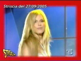 celebrity - Melissa Satta Oops Tette A Strisci