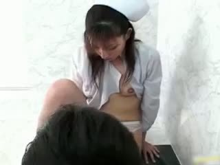 Hitomi Ikeno Asian Nurse Is Hot Part5