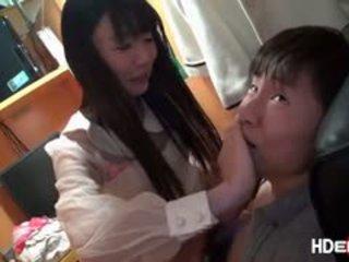 Japanese Brunette Tsubomi Gets Fucked
