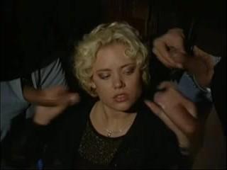 cumshots, skupinový sex, péče o obličej