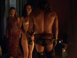 Spartacus seks prizori complication
