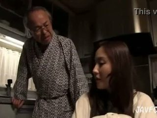 Father fucks his seksual daughter-in-law 1/2