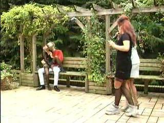 orgy (group), voyeur, tóc đỏ
