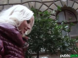 Mofos - Hot Blonde Euro Babe Loves Cock, Porn 11