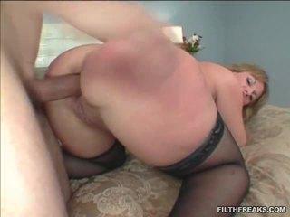 hardcore sex, stocking sex