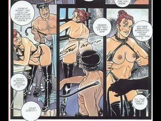 عبودية والهيمنة، السادية، الماسوشية جنس بالغ شهواني comics
