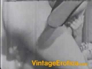 Temno in beli film od the poraščeni female zajebal