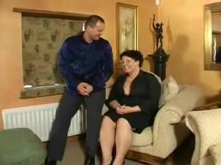 Irish bbw futand
