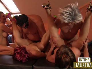 Seksas vakarėlis 1: intime hausfrauen hd porno video 3c