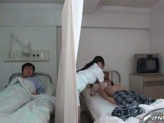 日本語 護士 gets 調皮 同 一 角質 part6
