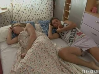 sleeping, teen
