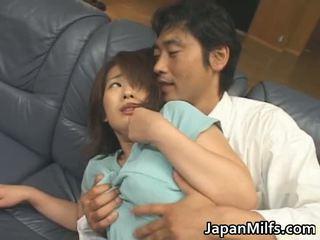 Ageha aoi asiatique milf baise