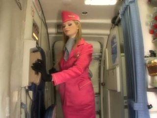 enotna, air hostesses