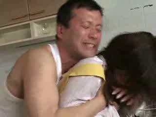 Sikiş my aýaly sister at kichen video