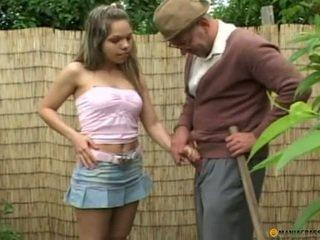 brunette, sex bằng miệng, thanh thiếu niên