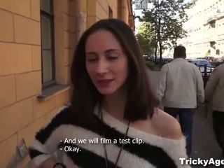 Tricky agent: české násťročné shakti kásting