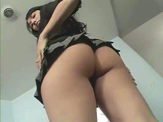 セクシー アジアの ティーン leilani トイズ とともに 彼女の chuf