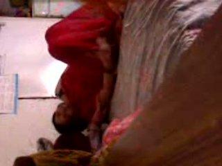 Pakistansk husmor i utroskap privat video