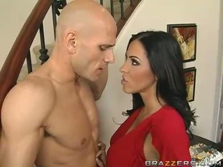Horny Brunette MILF Veronica Rayne Having Anal Sex And Squirting Video