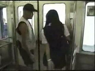Tình yêu xe lửa voyeur