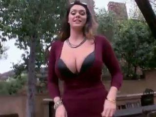Alison tyler - enorme natural tetitas llegar follada