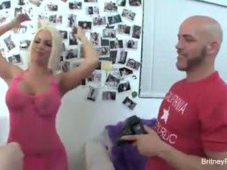 Britney amber & london keyes dreier