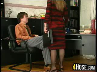 Ruské matka fucked podľa syn v zákon