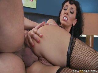 Alia janine boob neuken en hardcore kut bonking