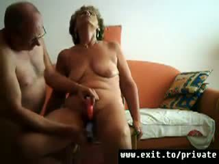 60 Plus Germans in a perfect sexual shape Video