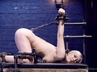 folter, orgasmus, metal