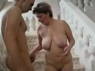 Mature woman and young man - 11